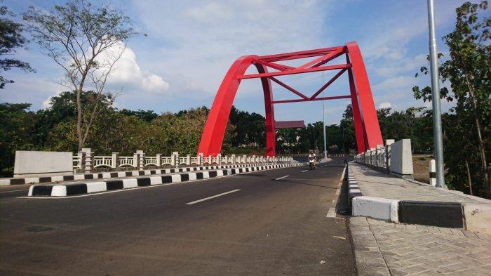 Punya Bentuk Unik, Jembatan Sikatak Undip Mulai Jadi Jujukan Instagramable