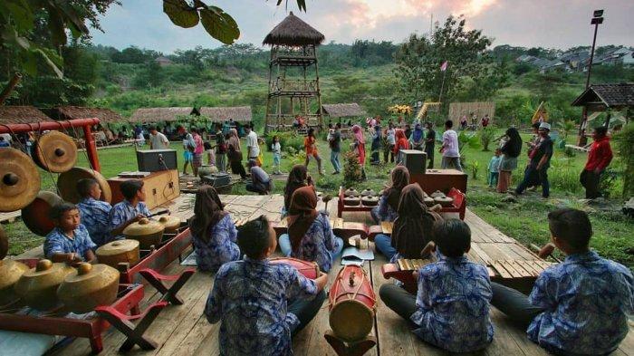 Milki Beragam Potensi, Inilah 16 Kampung Tematik di Kecamatan Gunungpati Semarang