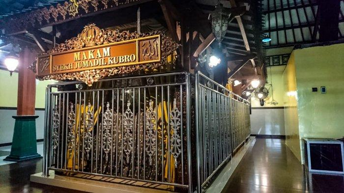 Makam Syekh Jumadil Kubro Semarang