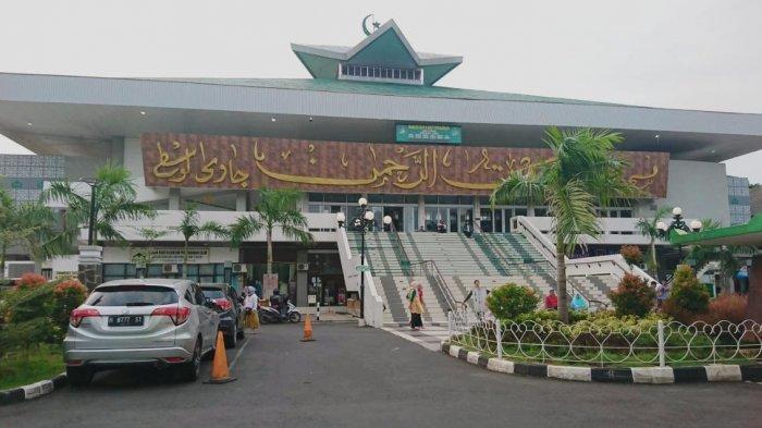 Masjid Raya Baiturrahman Jawa Tengah