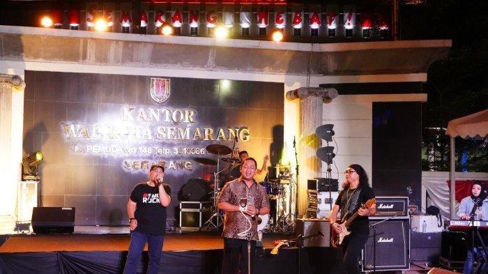 Jadi Agenda Rutin Malam Sabtu di Semarang, Inilah Jadwal Music On The Street Jumat Ini