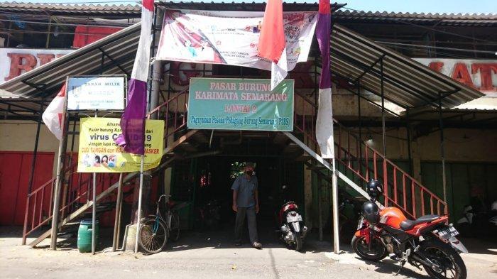 Pasar Burung Karimata