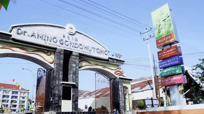 RSJD Dr Amino Gondohutomo Jawa Tengah