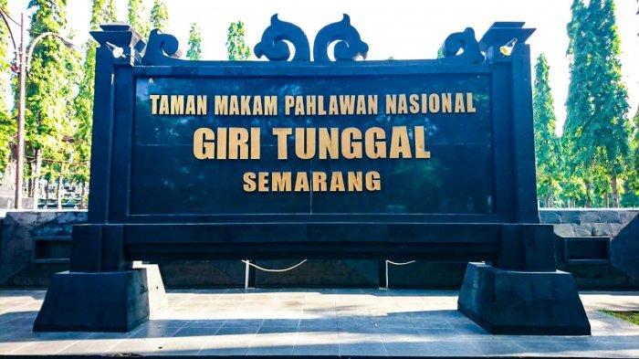 Taman Makam Pahlawan Nasional Giri Tunggal Semarang