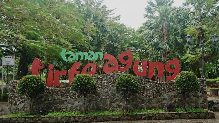 Ternyata Mudah Dijumpai, Catat! Ini Rute Terdekat Menuju Taman Tirto Agung Semarang