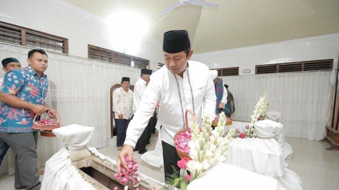 Makam Ki Ageng Pandanaran Ramai Peziarah, Termasuk Wali Kota Semarang Beserta Jajaran