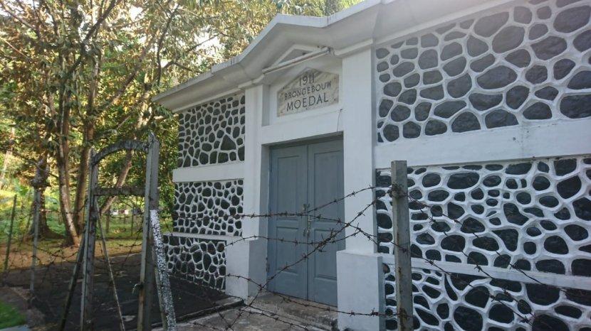 Begini Penampakan Brangebouw Moedal, Bangunan Kuno Tinggalan Belanda