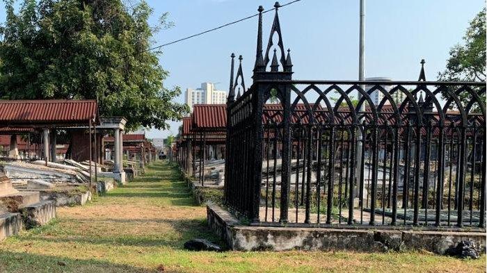 Makam Peneleh, Pemakaman Tertua Berkonsep Modern Simpan Sejarah Kota Surabaya
