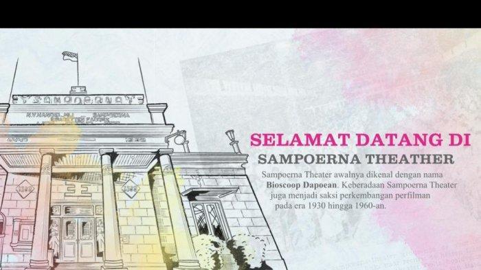 Mengenang Bioskop Sampoerna Theater, Gedung Bioskop Megah dan Nyaman di Surabaya Pada Jamannya