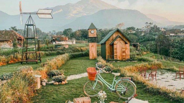 Keelokan Alam Desa Selotapak Kecamatan Trawas, Bersantai Menikmati Pemandangan Dijamin Bikin Betah
