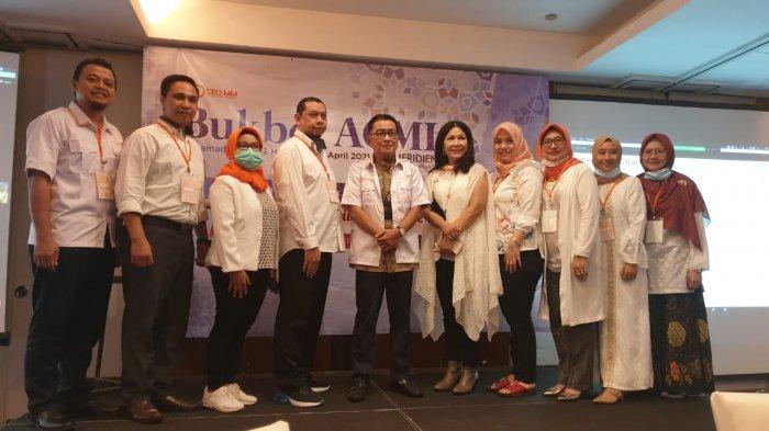 Pengukuhan Anggota ACMI Indonesia, Didukung Kemenparekraf : Kalaborasi Tingkatkan Lapangan Kerja