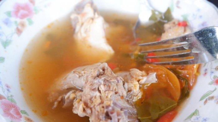 Kuliner Ayam Uyah Asem Khas Banyuwangi, Bercitarasa Pedas dan Segar yang Menggugah Selera