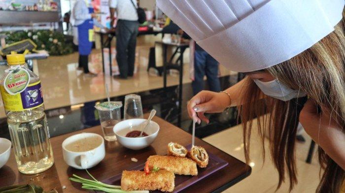 Ulang Tahun Pertama, Aston Sidoarjo Ajak Media dan Influencer Tanding Masak Kuliner Khas Sidoarjo