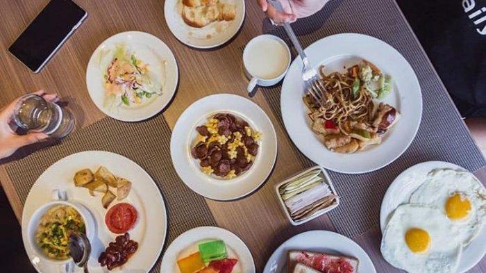 Coba Kuliner Hotel Selama di Rumah, Crown Prince Hotel Sediakan Layanan Pesan Antar Makanan
