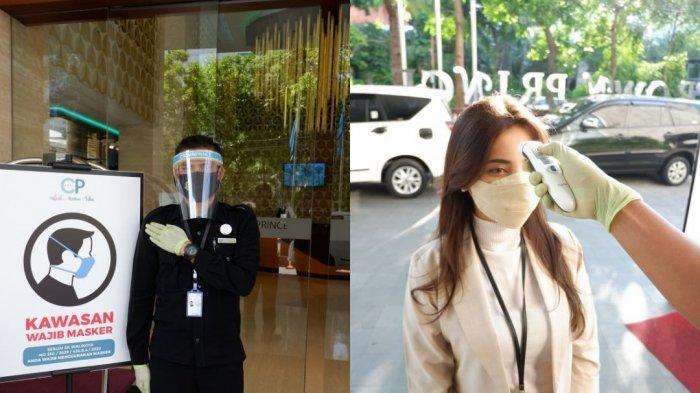 Pastikan Kenyamanan Tamu, Crown Prince Hotel Surabaya Terapkan Protokol Kesehatan