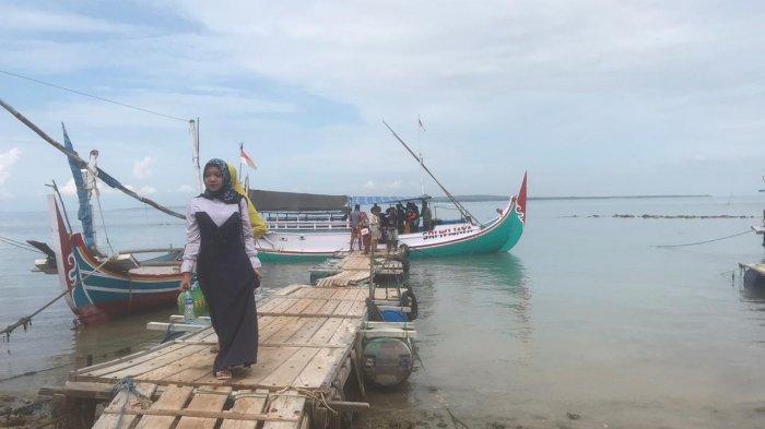 Harga Naik Perahu ke Gili Iyang Sumenep, Bareng Warga dan Kendaraannya