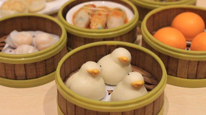 Imperial Kitchen & Dimsum Sajikan Bakpao Bebek dan Belasan Dimsum Manjakan Anak-Anak