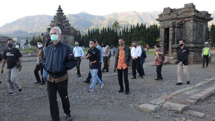 Syarat dari Gubernur Ganjar Pranowo Obati Rindu Piknik di Tengah Pandemi