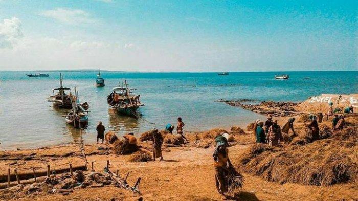Pulau Gili Iyang dengan Kadar Oksigen Tertinggi, Surganya Kabupaten Sumenep