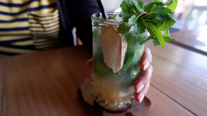 Mengenalkan Kesegaran Mocktail Mojito Jahe Hingga Ke Oman