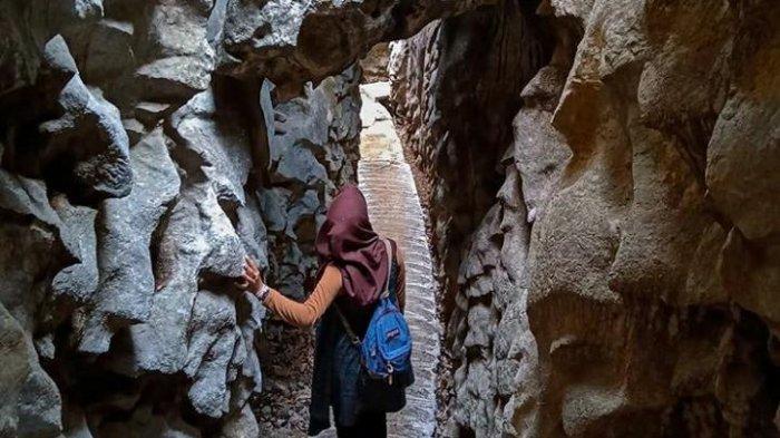 Serunya Berwisata Petualangan di Ngerit Stone Park atau Goa Ngerit Trenggalek