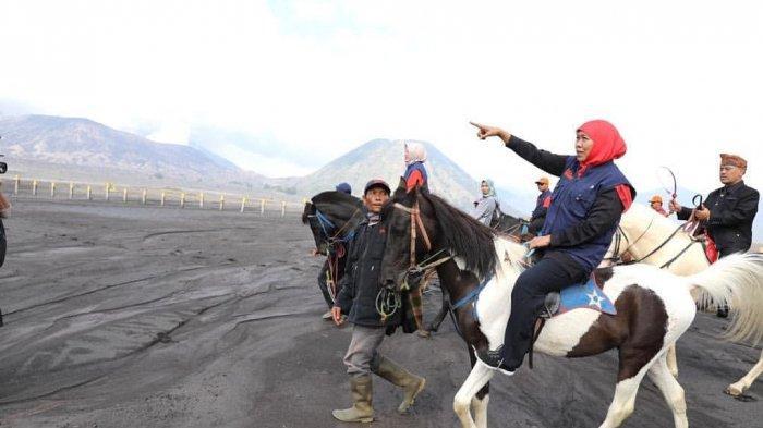 Jumlah Wisatawan di Jawa Timur Menurun Drastis Dampak Virus Corona