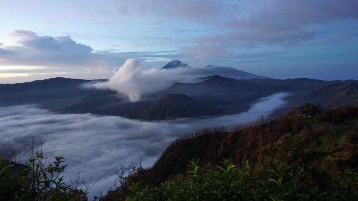 Libur Panjang Kuota Wisata Gunung Bromo Penuh, Pendakian Gunung Semeru Tersedia Hingga Akhir Tahun
