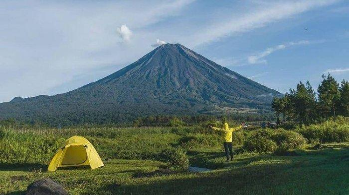 Megahnya Pemandangan Gunung Semeru dari Pronojiwo Kabupaten Lumajang, Ada Spot Hidden Gems?