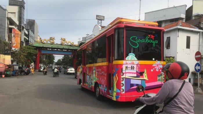 House of Sampoerna Kenalkan Sejarah Kuliner Oriental di Surabaya, Gelar Tour Tematik ke Pasar Atom