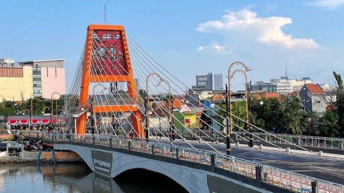 Jembatan Sawunggaling Surabaya Dibuka Untuk Umum, Mudahkan Akses Pengendara Menuju Wiyung Sekitarnya