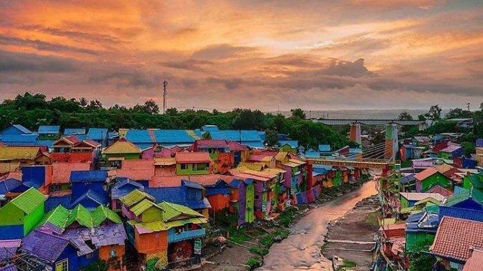 Kampung Warna Warni Jodipan Akan Dibuka Kembali 4 September 2020