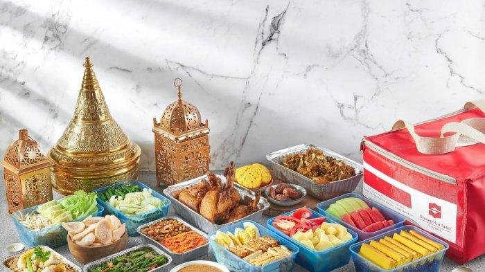 Kitchen Express dari Shangri-La Layanan Pesan Antar Sajian Hotel Bintang Lima di Rumah