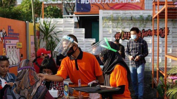 Yuk Nongkrong Kekinian di Kotakami Surabaya, Incip Kuliner UMKM Khas Kota Pahlawan