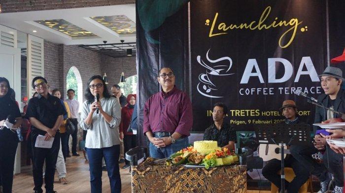 ADA Caffe Terrace, Tempat Nongkrong Kekinian di Lereng Gunung ala Inna Tretes Hotel and Resort