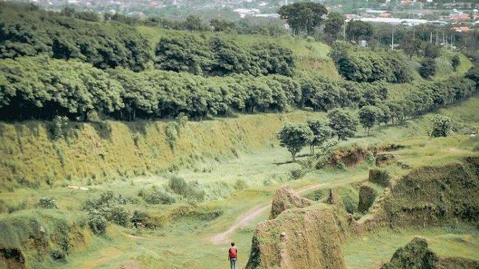 Bukan Ranu Manduro, Keindahan Lembah Dieng Gempol Pasuruan Curi Perhatian Warganet