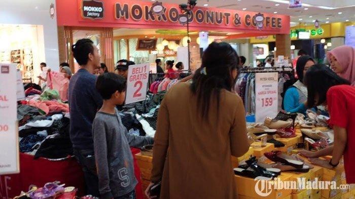 Antisipasi Corona Selama PSBB Malang Raya, Mall Kurangi Jam Operasional dan Penjualan 'Drive Thru'