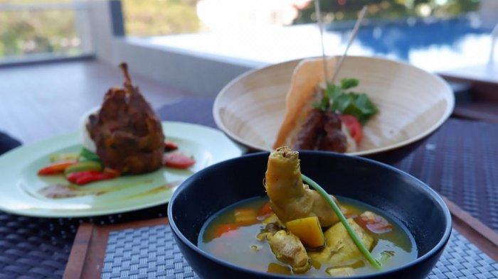 Aston Sidoarjo Hotel Suguhkan Menu Immune Booster, Sup Ayam Temulawak dan Minuman Rempah Menyegarkan