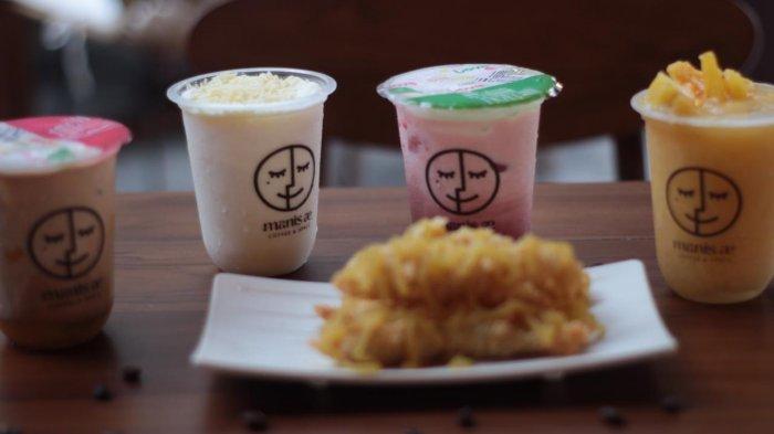 Menjajal Kopi Srikaya di Manis ae Coffe and Space Sidoarjo, Minuman Favorite Pengunjung