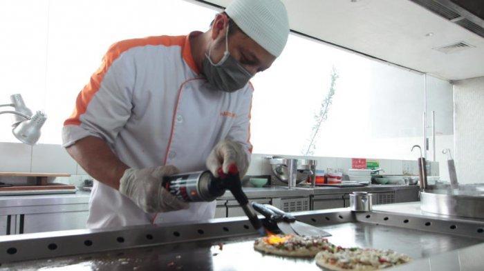 Manakish, Makanan Khas Arab yang Lezat dan Unik Disebut Pizza Timur Tengah
