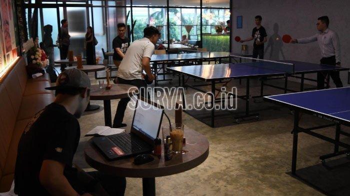 Mitch and Elle Ping-Pong Lounge Suguhkan Menu Makanan Comfort and Healty