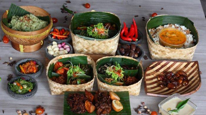 Menikmati Makanan Ramadhan A'La Besek dari Quest Hotel Darmo di Rumah