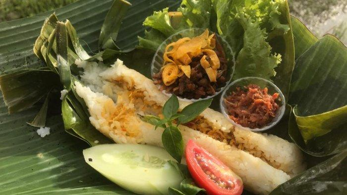 Asal Usul Nasi Lemang Khas Desa Banjar Banyuwangi, Kuliner Sejak Kolonial Belanda