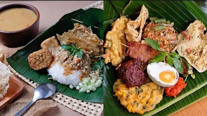Mencicipi Nasi Pecel Sambal Tumpang, Kuliner Legendaris Rekomendasi Gubernur Khofifah