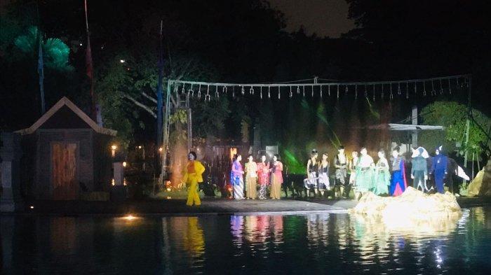 Opera Cerita Kasada Bromo Bertajuk 'Joker' Digelar di Singgasana Hotel Meriahkan Malam Tahun 2020