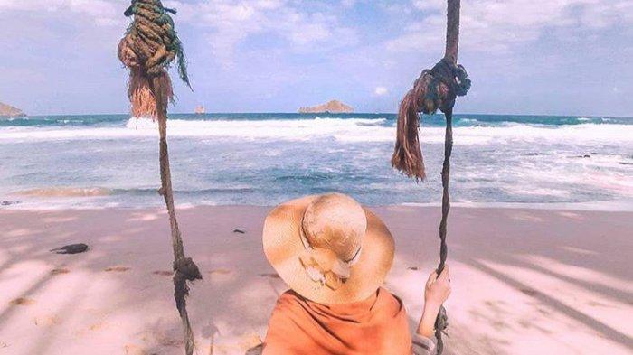 Pantai Malang Selatan Belum Ramai Pengunjung Meski Sudah Dibuka Selama Satu Bulan