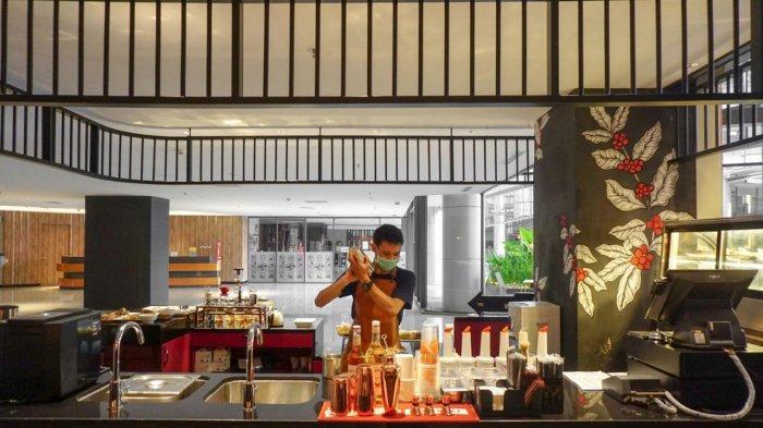 Parigie Coffee and Toast by Novotel Samator, Tempat Nongkrong yang Nyaman dan Bisa Delivery Order