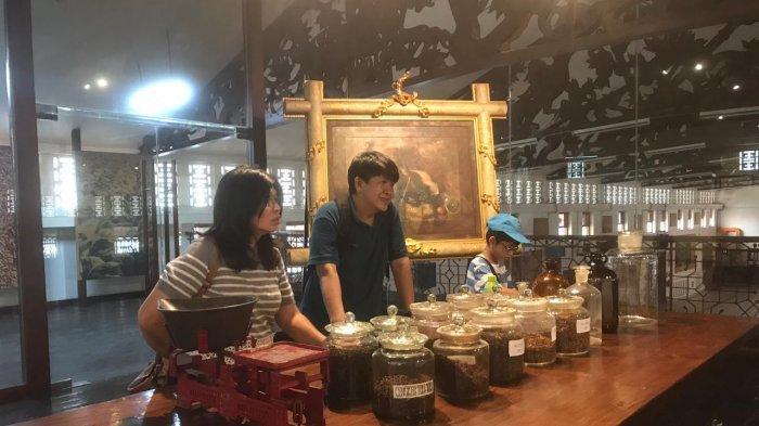Sterilisasi Pencegahan Corona, Museum House of Sampoerna Tutup Sementara