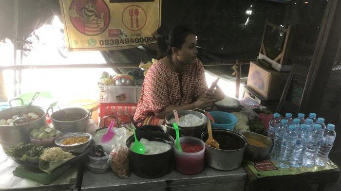 Legit Menggoda! Berkunjung ke Surabaya, Jangan Lupa Cicipi Bubur Madura di Pasar Atom