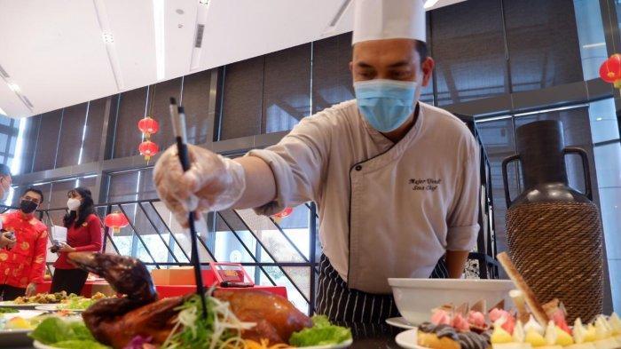 Semarak Imlek 2021, Novotel Samator Surabaya Timur Sajikan Menu Spesial yang Bikin Hoki