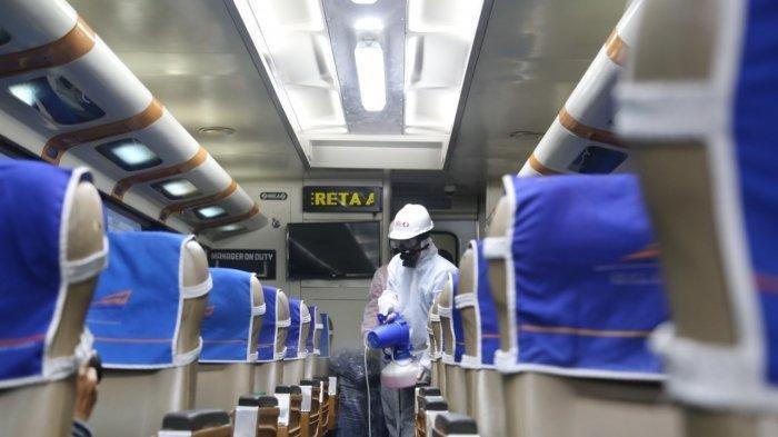Syarat Naik Kereta Api New Normal, Surat Rapid Test Penumpang Berlaku 14 Hari